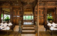 Kudus House Restaurance. © COMO Hotels and Resorts