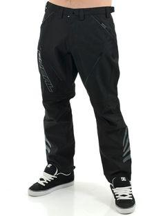 ONeal Black 2013 Predator II Freeride All Mountain MTB Pant