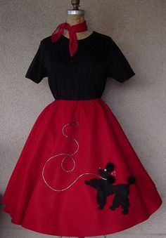1950s-style-red-felt-poodle-skirt