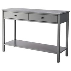 Threshold™ Windham Console Table With Shelf - Black