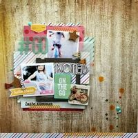 A Project by MelBlackburn from our Scrapbooking Gallery originally submitted 09/23/13 at 07:30 AM