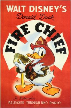 Fire Chief - 1940