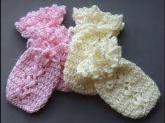Resultado de imagen para manoplas tejidas a crochet