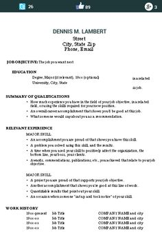 Resume Skills Examples This Image Presents The Functional Skills Resumedo You Know How To