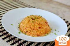 Фото рецепта: «Кимчи с рисом»