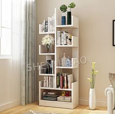 Fashion Bookcases Bookshelf Landing Modern Children Shelf Creative Living Room Storage Cabinet Simple Locker-in Bookcases from Furniture on Home Decor Furniture, Home Decor Bedroom, Living Room Furniture, Diy Home Decor, Furniture Design, Room Decor, Diy Furniture Modern, Furniture Logo, Dining Rooms