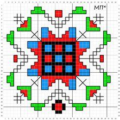 Folk Embroidery, Bulgarian, Cross Stitch Patterns, Traditional, Character, Jewelry, Cross Stitch, Dots, Needlepoint