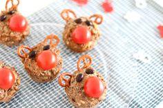 Hartige Rudolph muffins - FOOD - Chickslovelittleones.com