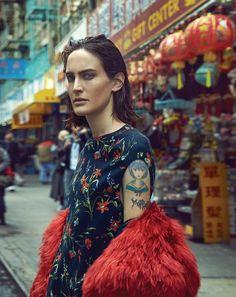 "Duchess Dior: ""Chinatown"" Pre-Fall Preview in Vogue Korea June 2016"