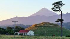 Mount Taranaki NZ.
