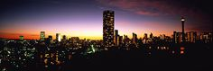 Johannesburg, South Africa..what a great skyline