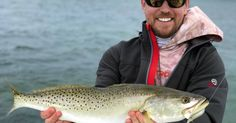 The Secret To Guaranteed Speckled Trout On SUPER WINDY Days