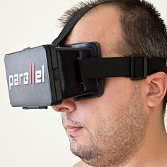 Points virtual reality - Parallel VR. 3D original! Made in Ukraine!