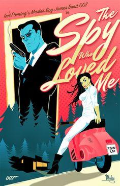 007 Poster Series