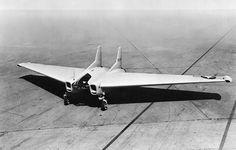 "Northrop XP-79 ""Flying Ram"""