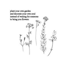 Grow by your own
