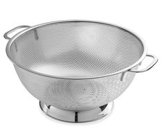 Amazon.com: Bellemain Micro-perforated Stainless Steel 5-quart Colander-Dishwasher Safe: Kitchen & Dining