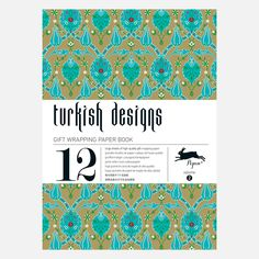 Turkish Designs Wrapping Paper