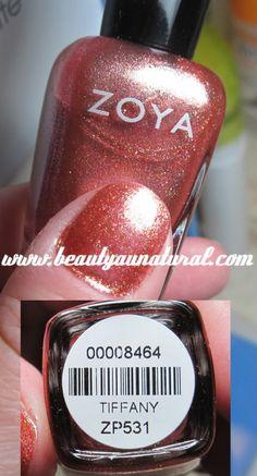 #Zoya Nail Polish Tiffany