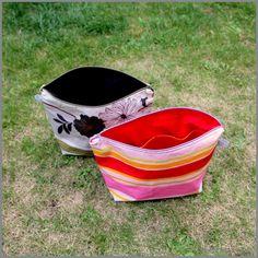 DIY Une Trousse de toilette, un tuto très bien fait. (http://www.tasticottine.fr/Blog/tuto-trousse-de-toilette/)