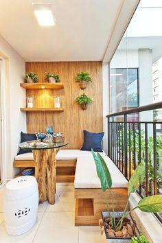 Une autre idée d'aménagement terrasse...
