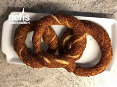 Ankara, Onion Rings, Sausage, Cheesecake, Bread, Vegan, Breakfast, Ethnic Recipes, Food