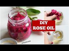 Roses are long known for their skin and hair beautifying properties. Rose extracts are included in a lot of commercial products these days but you cannot really depend on them…