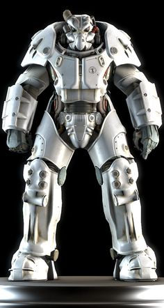 The X-01 power armor is a set of power armor created by the remnants of the U.S…