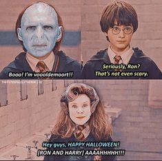 Estilo Harry Potter, Mundo Harry Potter, Harry Potter Puns, Harry Potter Fan Art, Harry Potter Universal, Really Funny Memes, Haha Funny, Hogwarts, Harry Potter Pictures