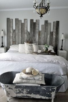 10 Cheap And Easy Diy Ideas: French Vintage Home Decor Shutters vintage home decor victorian light fixtures.Vintage Home Decor Boho Bedroom Designs vintage home decor living room storage ideas.Vintage Home Decor Industrial Brick Walls. Bedroom Furniture Design, Shabby Chic Furniture, Pallet Furniture, Bedroom Decor, Furniture Ideas, Bedroom Ideas, Master Bedroom, Furniture Stores, Design Bedroom