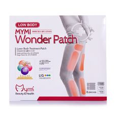 18pcs/pack Mymi Wonder Slim Patch For Legs And Arm Slimming Products To Lose Weight And Burn Fat Feet Care Anti Cellulite