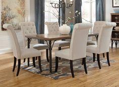 530 Tripton Dining Room Set - Berrios te da más