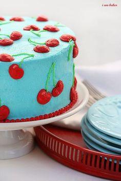 Cherry Cake...i'm in love