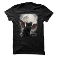 GOTHIC BAT CAT T Shirts, Hoodies. Get it here ==► https://www.sunfrog.com/Pets/GOTHIC-BAT-CAT.html?57074 $22