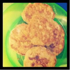 Easy and Healthy Recipes for Toddlers - Cottage Cheese Pancakes