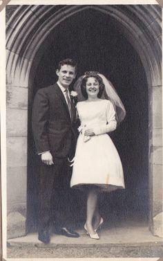 4 Apr 1964: Jeff and Marlene's wedding day