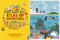 35 Gifts for Little Globetrotters | Atlas of Adventures | FATHOM