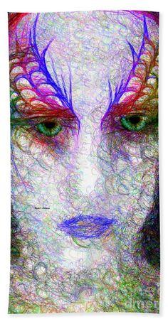 Towel - Masquerade 9571