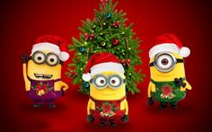 """Search Results for """"minions christmas wallpaper"""" – Adorable Wallpapers Merry Christmas Minions, Merry Christmas Images, Christmas Greetings, Christmas Humor, Christmas Themes, Christmas Ornaments, Christmas Carol, Christmas Christmas, Best Christmas Songs"""