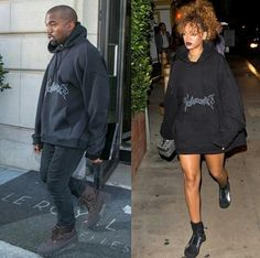 Kanye or Rihanna?