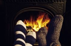 sock, cozi, winter, warm, blog, central heat, fire, christma, cold weather