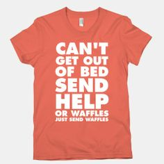 Just Send Waffles #parksandrec @kathalogue @beccahall91
