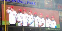 The Great 8 Reunite | Cincinnati Reds