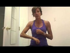 ▶ The Core Breath for better pelvic floor and abdominal function - YouTube