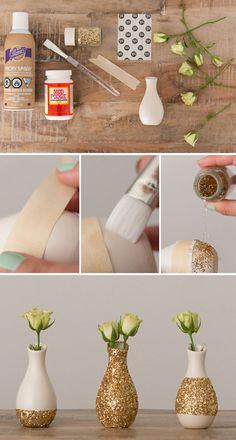 Как использовать глиттер: 50 блестящих идей - Ярмарка Мастеров - ручная работа, handmade