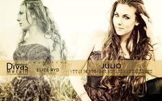 JULIO/JULY: Elize Ryd (AMARANTHE)