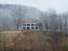 Anameade, a mansion in Walkersville in Lewis Co. Old Bricks, Take Me Home, Old Buildings, West Virginia, Places To Travel, Abandoned, Brick Homes, Wildlife, Heaven