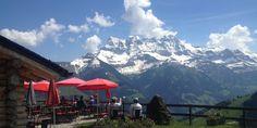 Morgins mountain restaurant