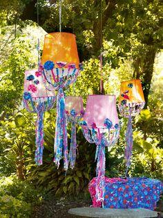 Lampions - Foto: Chris Farley / Micky Hoyle Deko-Ideen für die Sommer-Party 07/13