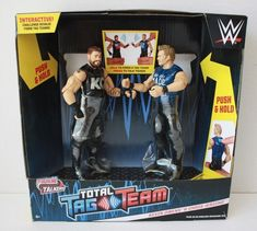 *New* WWE Tough Talkers Total Tag Team Figures - Kevin Owens & Chris Jericho - http://bestsellerlist.co.uk/new-wwe-tough-talkers-total-tag-team-figures-kevin-owens-chris-jericho/